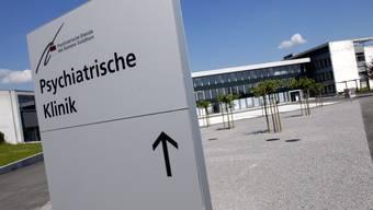 Die psychiatrische Klinik in Langendorf.