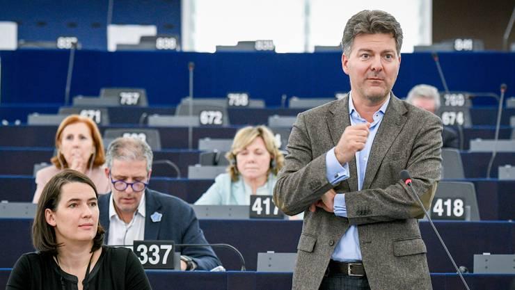 EU-Parlamentarier Andreas Schwab will nicht abwarten.