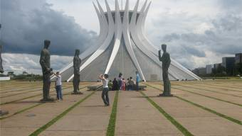 In seinen Architekturfilmen sucht Christoph Schaub nach Utopien. Wie im Film über Brasilia.