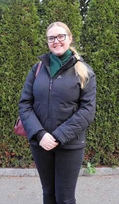 Alena Keremsha, 32, Dietikon