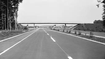 50 Jahre Nationalstrasse N1 Oensingen-Hunzenschwil
