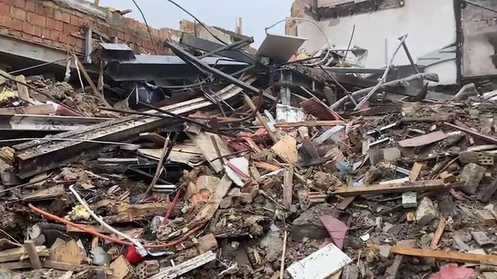 Nach Grossbrand in Rorschach: Betroffene sind jetzt in Ersatzwohnungen