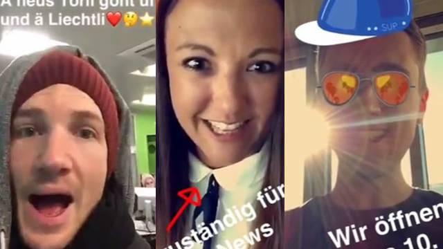 Snapchat FM1Backstage