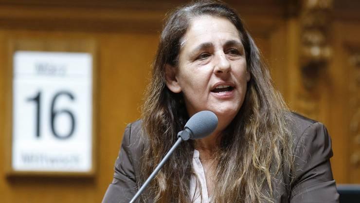 Jacqueline Badran erhielt 1800 Stimmen von SVP-Wählern und 3000 von FDP-Wählern.