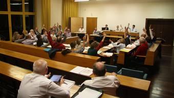 Kaum eine Chance hätte bei einer Änderung der Gemeindeorganisation die Verkleinerung des Gemeinderats.