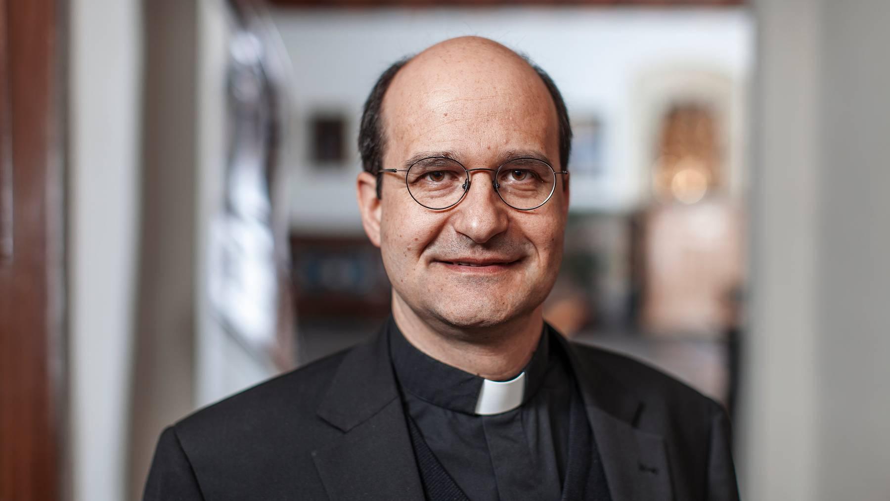 Zum Rücktritt aufgefordert: Martin Grichting, Generalvikar des Bistums Chur, ist für die Zürcher untragbar geworden.
