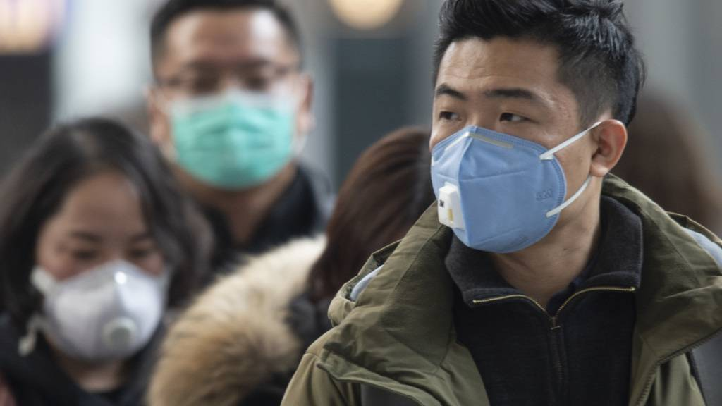 Die US-Regierung hat ihre Meinung zum Tragen von Gesichtsmasken geändert. US-Präsident Donald Trump empfiehlt nun doch diese Massnahme zur Eindämmung der Coronapandemie. (Archivbild).
