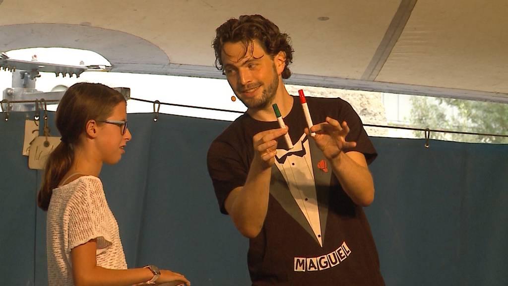 Gauklerfestival in Lenzburg geht zu Ende