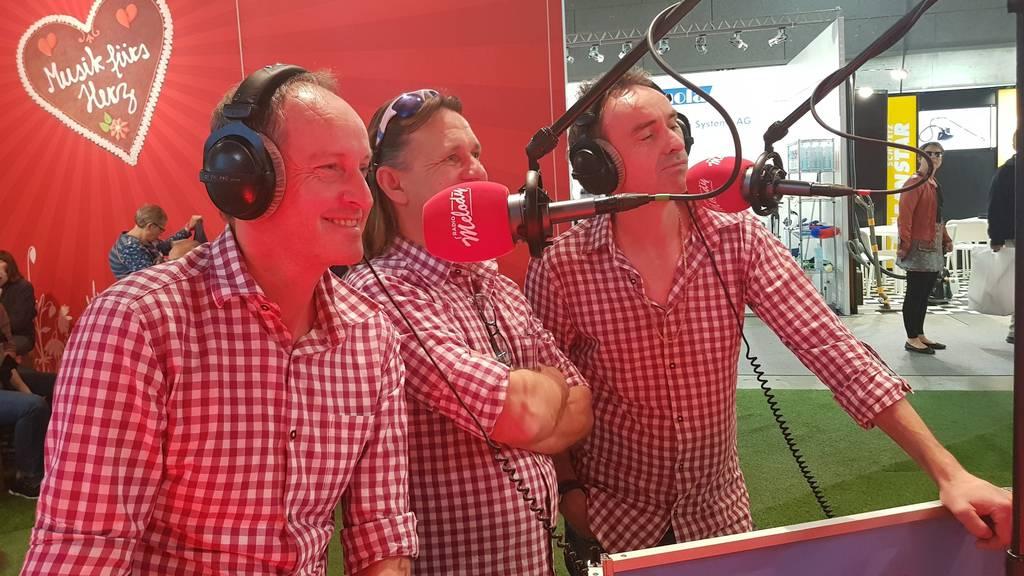Radio Melody an der Olma Tag 2