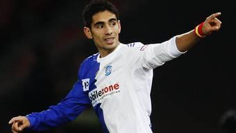 Gonzalo Zarate kehrt in die Schweiz zurück.