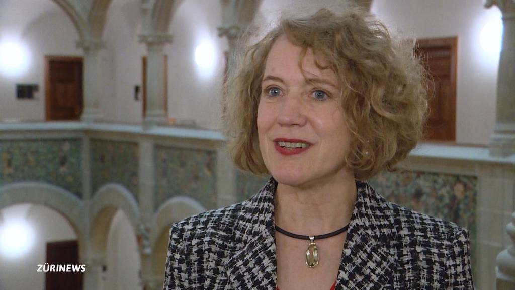 Corine Mauch will Stadtpräsidentin bleiben