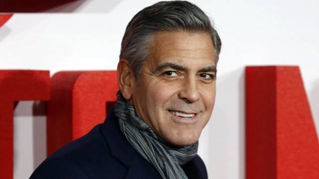Sorgt fürs Alter vor: George Clooney (Archiv)