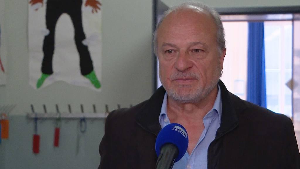 Stadtrat Filippo Leutenegger positiv auf das Coronavirus getestet