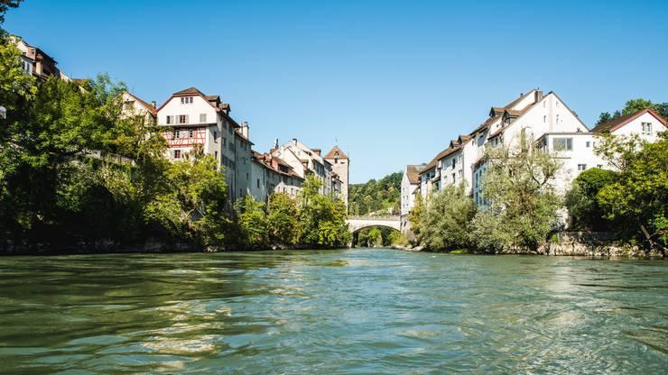 Aarau bis Brugg: Für Velofreunde