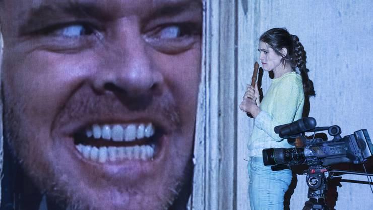 Ein Theaterstück über die Filmgeschichte kommt nicht ohne Jack Nicholson aus.