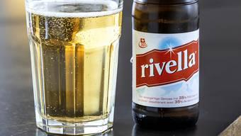 Der Getränkehersteller aus Rothrist hat eine Rückrufaktion lanciert. (Archiv)