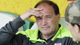 Raimondo Ponte musste gehen und kritisiert jetzt seine Ex-Spieler.