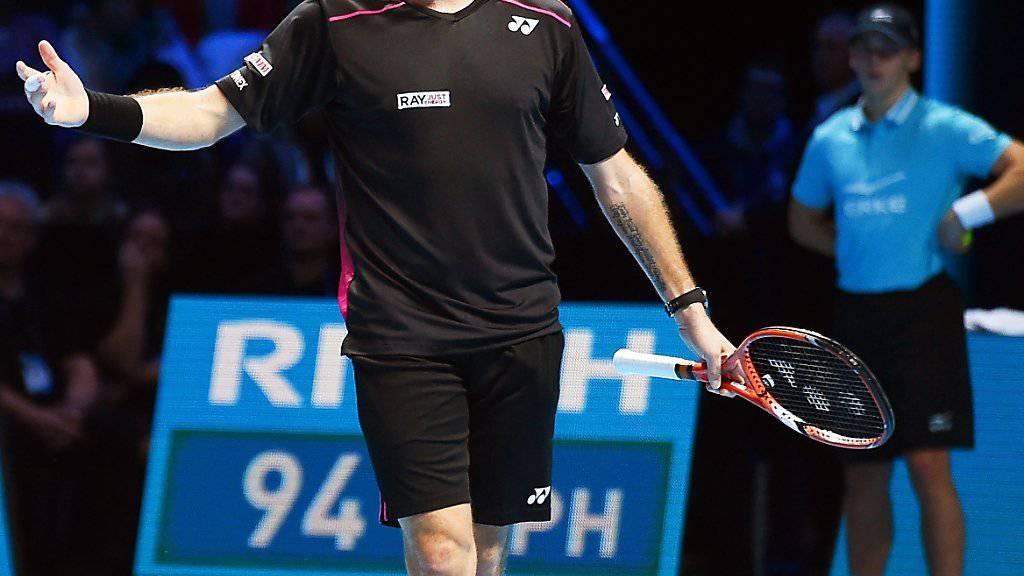 Lamentabel: Stan Wawrinkas schwache Leistung gegen Rafael Nadal gibt Rätsel auf