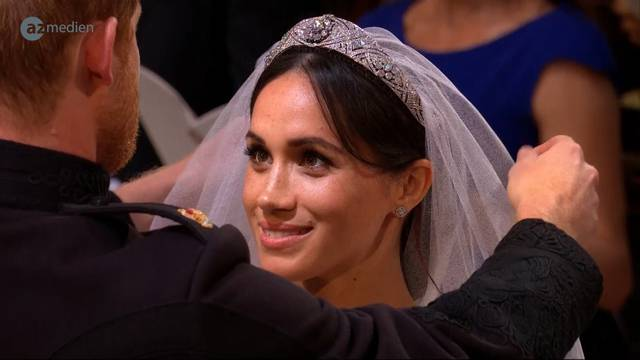 Royal Wedding: Die Highlights der Trauung