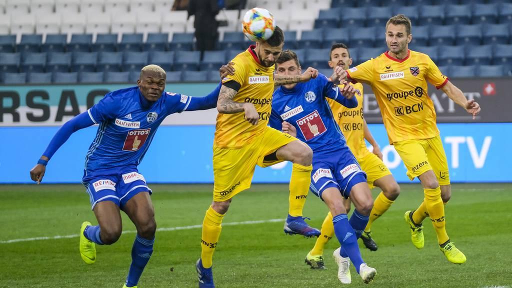 Luzern will gegen Xamax endlich gewinnen