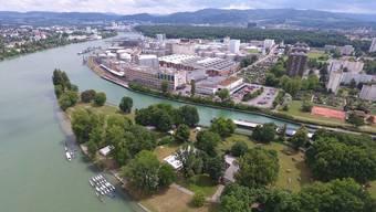 Sowohl das Gebiet um den Birsfelder Hafen als auch der Hafenperimeter selbst sollen intensiver genutzt werden.