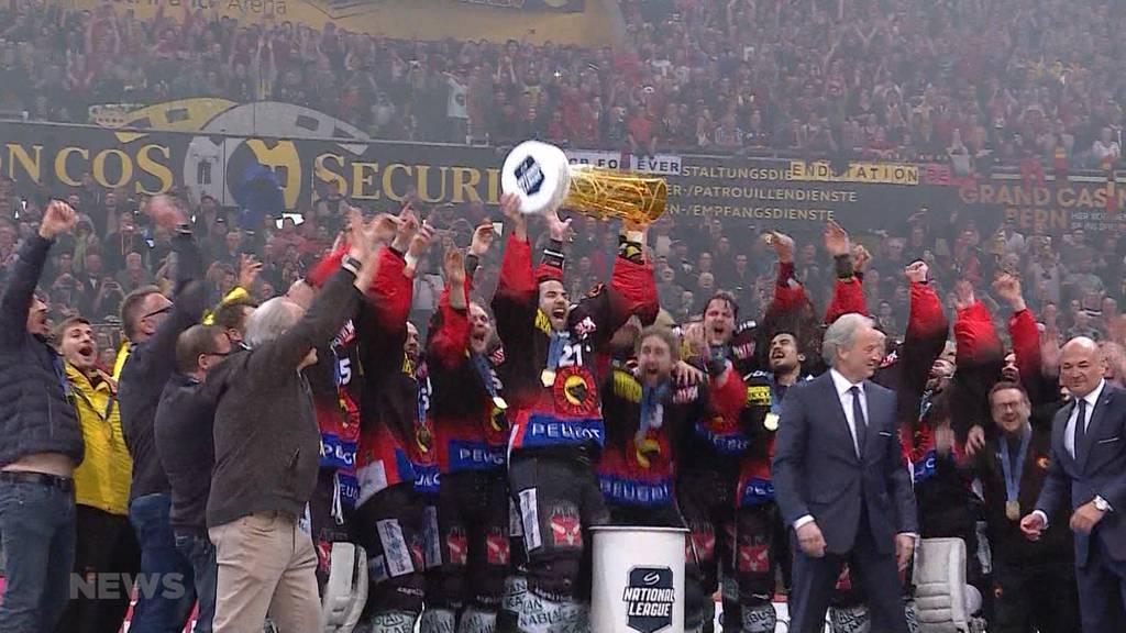 SCB-Spieler Arcobello wechselt zu Lugano