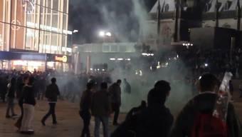 Massenhafte sexuelle Übergriffe an Silvester in Köln: «Irgendeiner fing an, das wurde dann extremer»