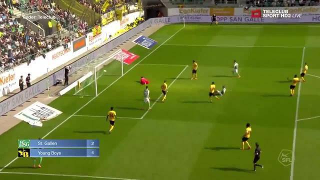 St. Gallen — Young Boys / FCZ — GC / FC Thun — FC Luzern