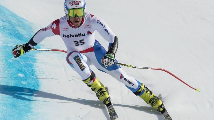 Bernhard Niederberger erhält einen fixen Weltcup-Startplatz.