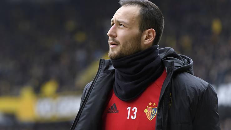 Goalie Mirko Salvi wechselt ablösefrei von Basel zu GC