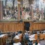 Wer sitzt künftig für den Kanton Bern im Ständeratssaal? Der Entscheid fällt in der Stichwahl vom 17. November.