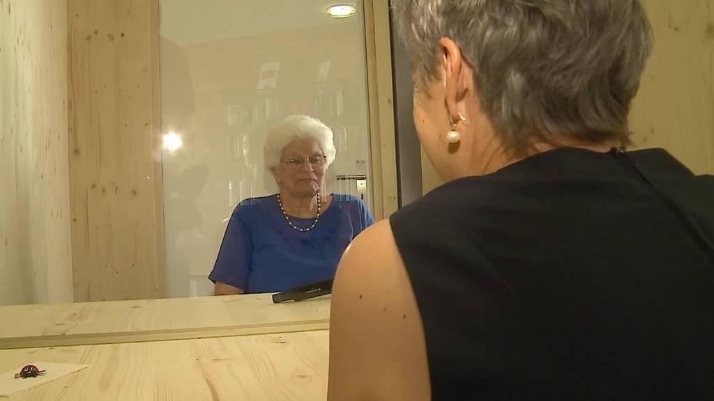 Altersheime sehen Lockerungen bei Besuchen skeptisch