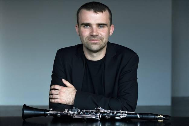 Moritz Roelcke hat seine Leidenschaft gefunden und sagt: «Ich will gesund und ausdauernd bleiben, sonst könnte ich nicht Klarinette spielen.»