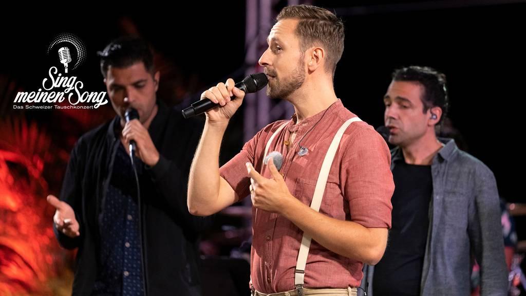 Kunz singt «Zuhaus»