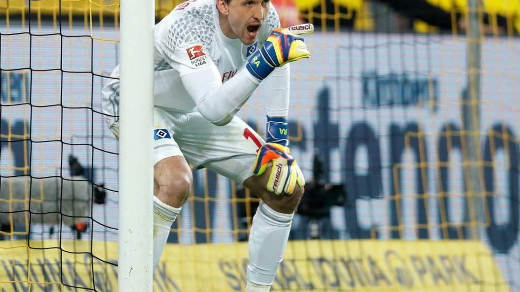 Goalie Rene Adler verlässt den HSV