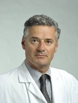 Daniel Surbek, Chefarzt für Geburtshilfe.