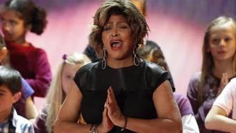 Heiratet nach buddhistischem Ritus: Tina Turner (Archiv)
