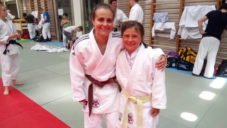 Frauenpower vom Judo Club Muri