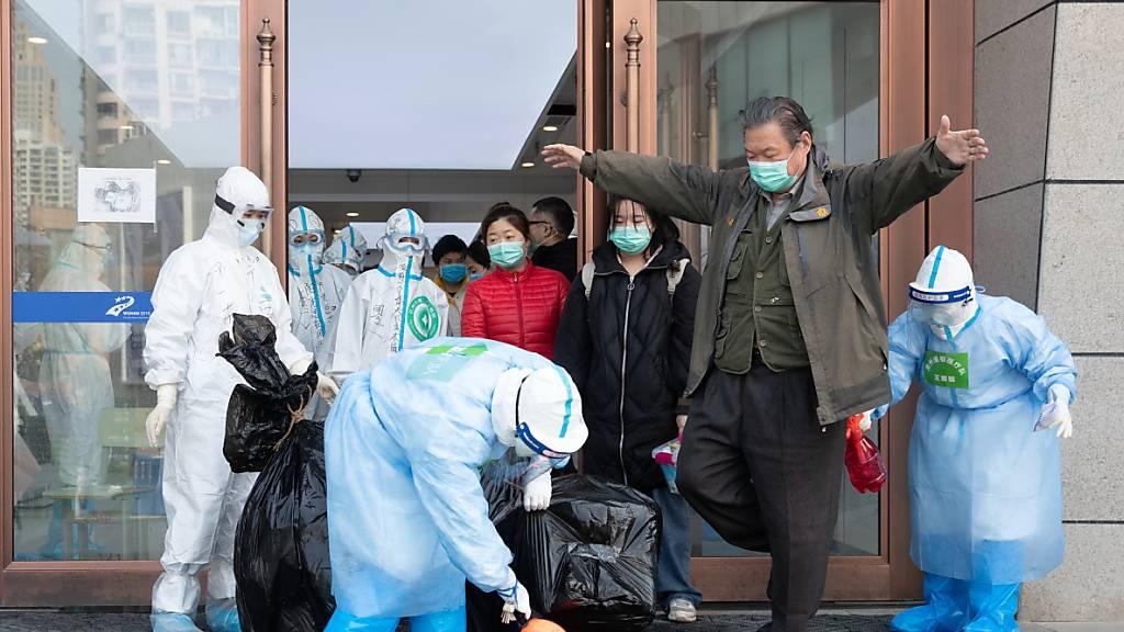 China meldet erstmals keine inländischen Coronavirus-Neuinfektionen