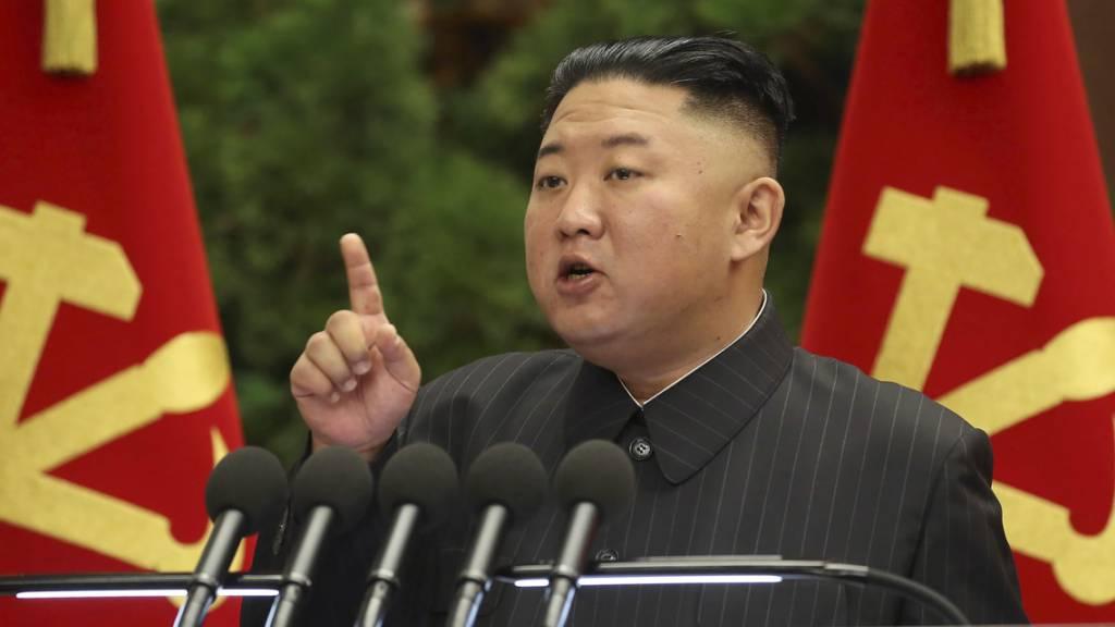 Nordkoreas Machthaber kritisiert Fehler bei der Corona-Abwehr