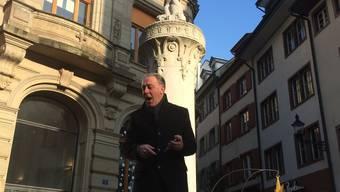 Die SP fordert, dass auch Frauen in die Basler Zünfte eintreten dürfen. Raoul Furlano hält dies für wenig sinnvoll.