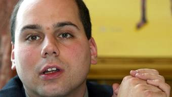 Mauro Tuena muss mit seiner Fraktion über einen Ausschluss des pöbelnden Gemeinderats entscheiden (Archiv).