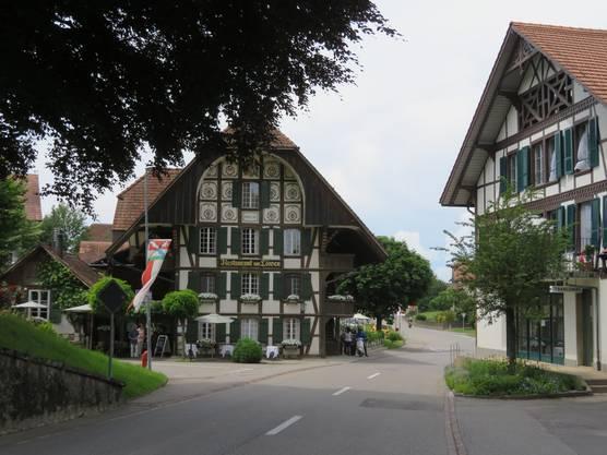 Das Restaurant konnte mit dem traditionellen und klassischen Stil punkten.