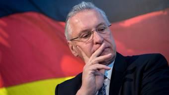 Der bayrische Innenminister Joachim Herrmann. (Archiv)