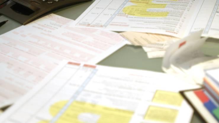 Frühzeitiges Zahlen lohnt sich Der Gutschriftzins von Kantonen und Gemeindenist attraktiv.