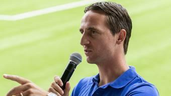 Team-Aargau-Präsident Sandro Burki bedauert das Aus des FC Wohlen in der Juniorenkooperation