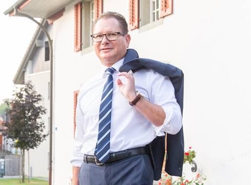 Setzt auf Verjüngung der SVP: Findungskommissionspräsident Rolf Jäggi.