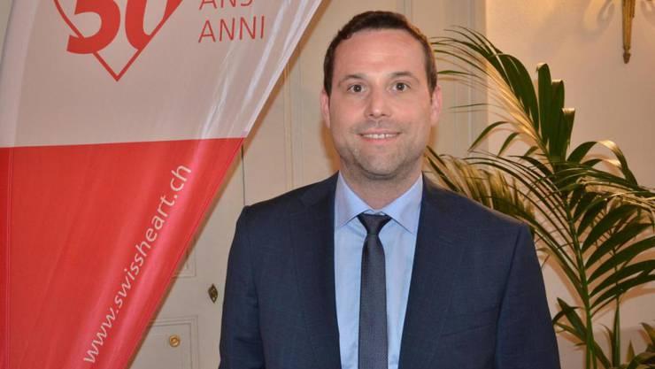 Henrik Gensicke von der Universität Basel ist mit dem Forschungspreis 2018 der Schweizerischen Herzstiftung ausgezeichnet worden.