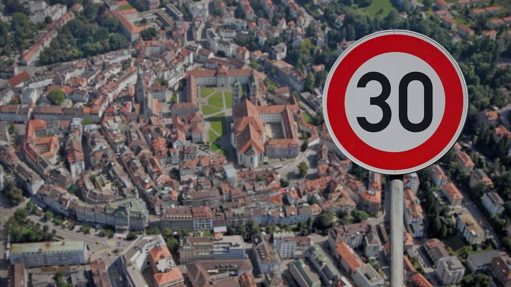 Nach Einführung in Zürich: Fährt St.Gallen bald auch mit 30?