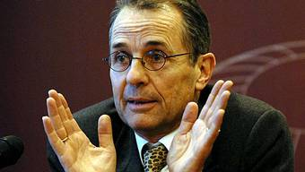 Diplomat Guldimann tritt anfangs Mai sein neues Amt in Berlin an (Archiv)
